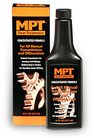 MPT® Gear Treatment