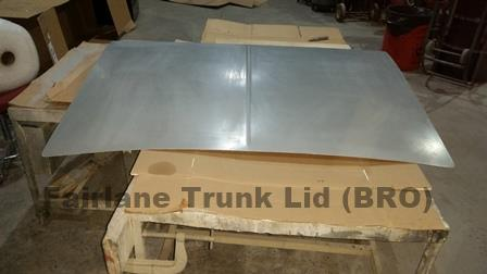 Thunderbolt Trunk Lid